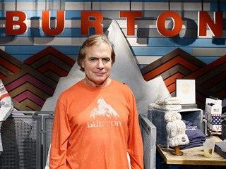 Ve věku 65 let zemřel zakladatel legendární snowboardové značky Jake Burton...