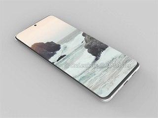 Údajná podoba Samsungu S11