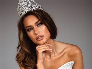 Česká Miss Internet 2019 Karolína Kokešová