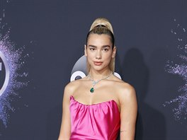 Dua Lipa na American Music Awards (Los Angeles, 24. listopadu 2019)