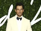 David Gandy na British Fashion Awards (Londýn, 2. prosince 2019)