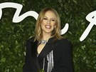 Kylie Minogue na British Fashion Awards (Londýn, 2. prosince 2019)