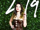Bella Thorne na British Fashion Awards (Londýn, 2. prosince 2019)