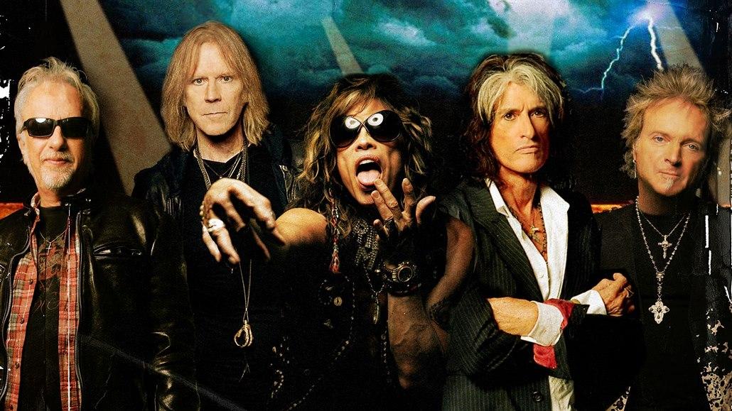 Po deseti letech v Praze. Rockoví titáni Aerosmith oslaví 50 let na scéně
