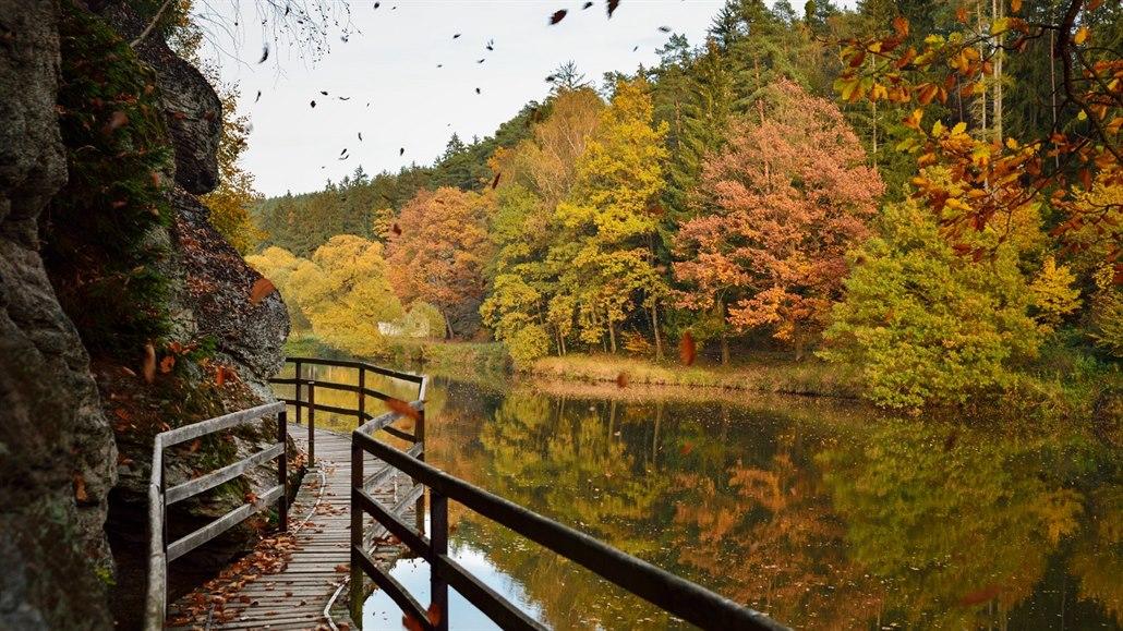 Stezku údolím Lužnice zařadili mezi evropskou špičku, jako první z Česka