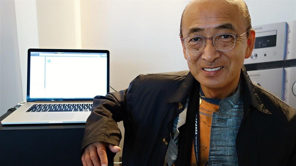 Zemřel geniální konstruktér a milovník špičkového zvuku Ken Ishiwata