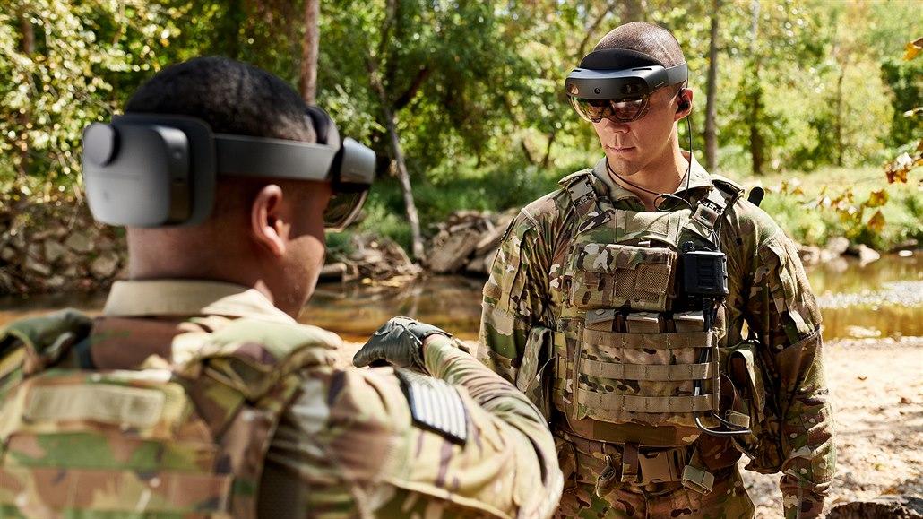 USA testují vojáka budoucnosti. Přes brýle uvidí nebezpečí a neztratí cíl