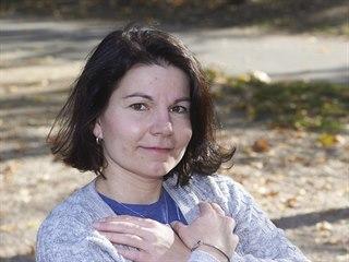 Čtenářka Kateřina Čelikovská zhubla 27 kilogramů.