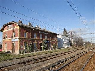 Šestého prosince 1869 na Vysočinu dorazil první vlak po nově položených...