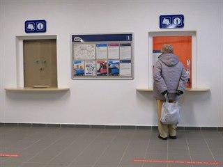 Také čerstvě zrekonstruovaná nádražní budova v Přibyslavi bude brzy bez...