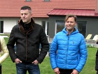 Rodina Jiřího a Marka bydlí ve Sviadnově na severní Moravě.