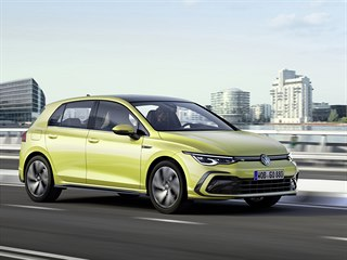 Osmá generace Volkswagenu Golf