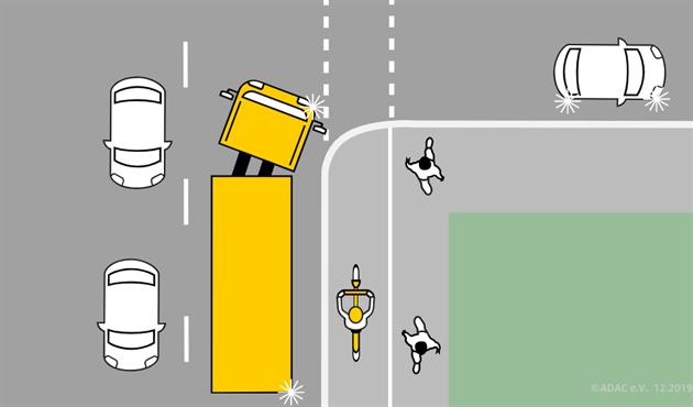 Německé novinky pro řidiče chrání cyklisty. Zavádí se značka sdílení aut