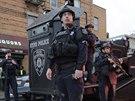 Mezi obětmi přestřelky v New Jersey je i jeden policista. (10. prosince 2019)