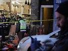 Přestřelka v New Jersey skončila v supermarketu s košer potravinami. (11....