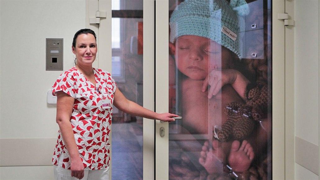 Nové běžné pokoje v karlovarské porodnici vypadají jako nadstandard
