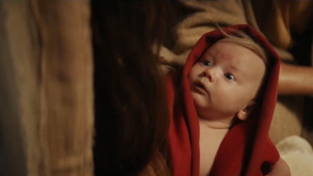 Maria počala Ježíše s doručovatelem. Reklama pošty pohoršila křesťany