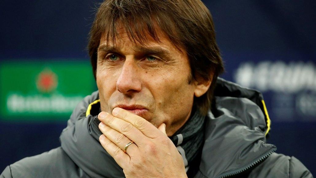 Inter lituje promarněné šance. Zasloužili jsme si víc, řekl kouč Conte