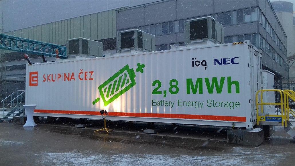 Česko zaostává v zásobách energie, nerozvíjí bateriové systémy, vadí expertům