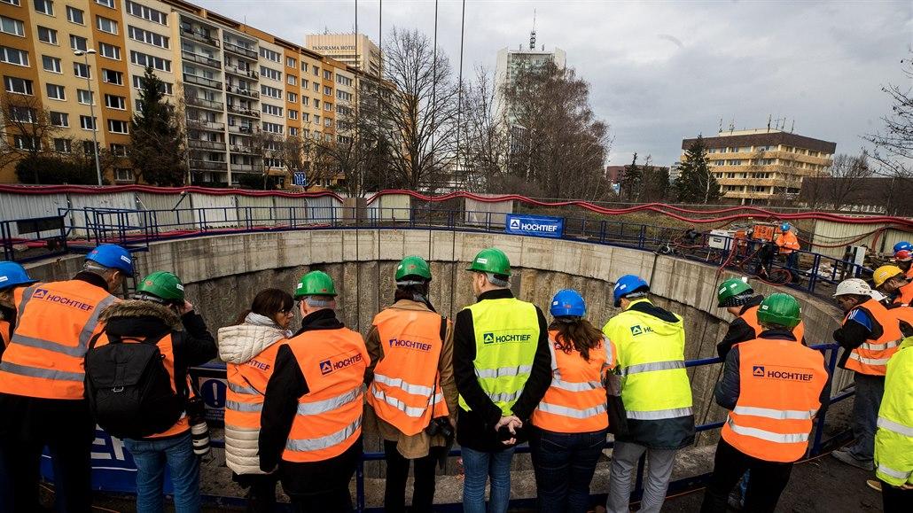 Praha koupí pozemek v Písnici nutný pro stavbu metra D za 32 milionů