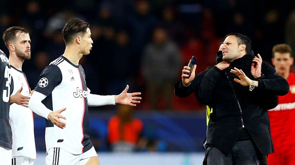 Naštval ho fanda, pak Ronaldo řekl: Real bych nejradši potkal až ve finále