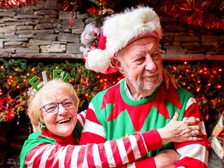 Betty Ann Jonesová s manželem