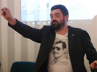 Praha pomník vlasovcům dluží, řekl starosta městské části Praha-Řeporyje Pavel...