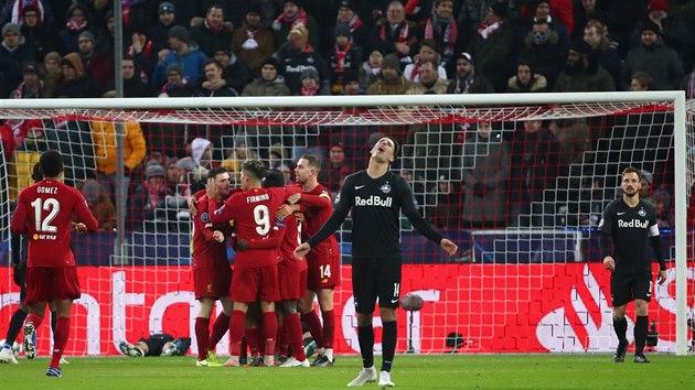 Salcburk - Liverpool 0:2