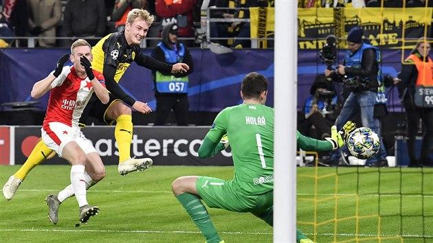 Dortmund - Slavia 2:1