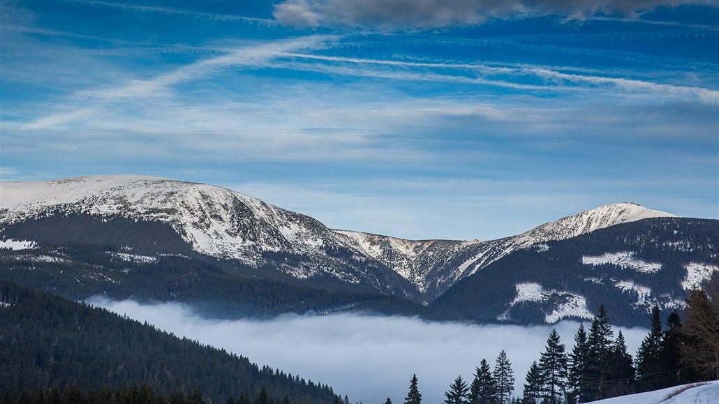 Češi se vrhli na rezervace vánočních pobytů na horách. Čekali na uvolnění