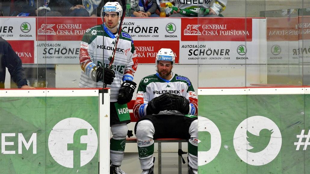 Hokejový útočník Koblasa prodloužil smlouvu v Karlových Varech