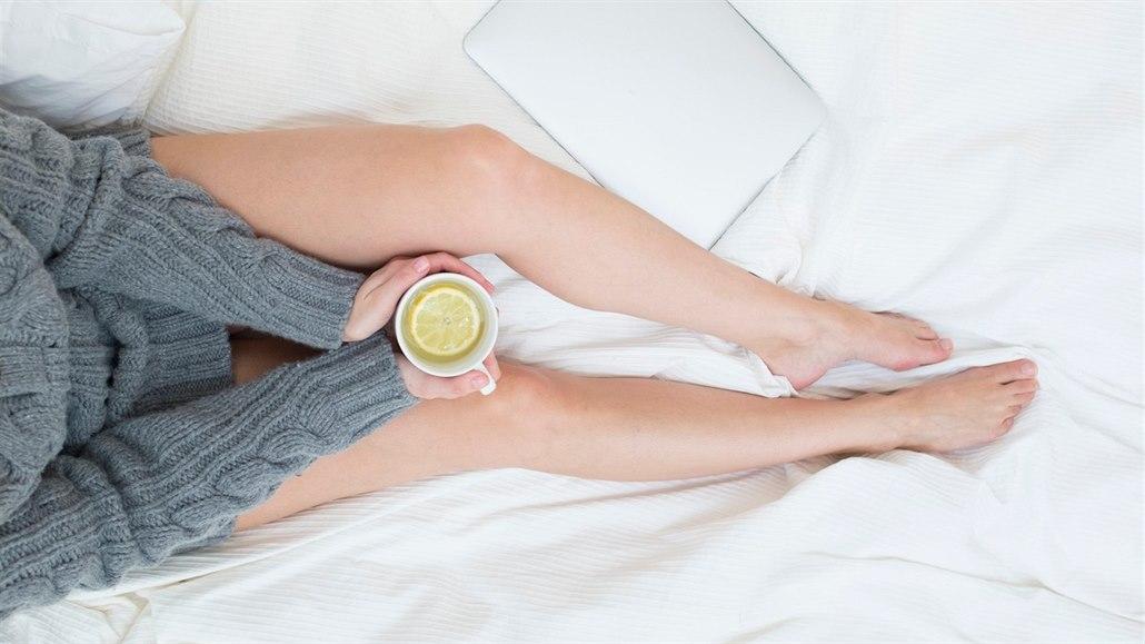 Hlavně klid a nohy v teple. Imunitě prospěje, když budete v pohodě