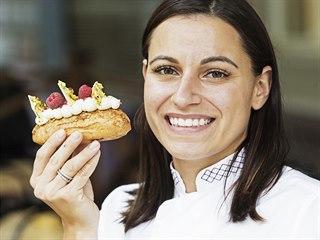 Cukrářka a pekařka Tereza Gondková