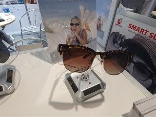 Chytré brýle Smart Sunglasses