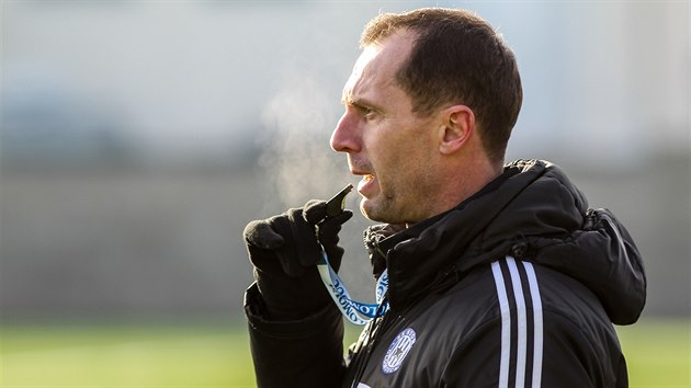 Podle trenéra Látala přijelo do Olomouce neznámé mužstvo