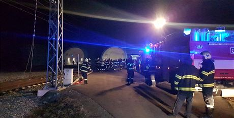 Letos v lednu hořel v Ejpovickém tunelu podvozek jednoho z vagonů Západního expresu. Vlak tehdy zastavil ve třetině čtyřkilometrového tubusu.