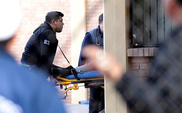 Střelba v mexické léčebně si vyžádala 24 mrtvých. Nejspíše útočily gangy