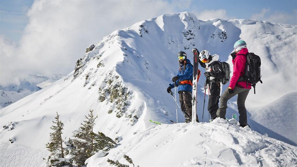 Pro nás nejbližší rakouský lyžařský obr přitahuje i nejlepší lyžaře světa