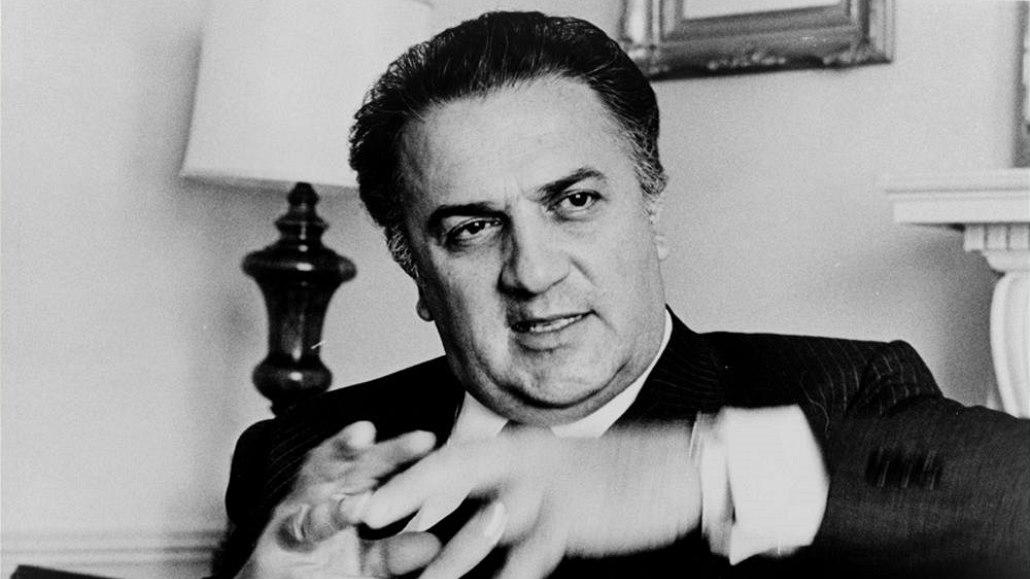 Felliniho filmy zakazovala církev, vymyslel pojem paparazzi