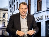 Ekonom Mojmír Hampl v diskusním pořadu iDNES.cz Rozstřel. (13. ledna 2020)