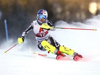 Ester Ledecká obsadila v kombinaci v Zauchensee šesté místo.