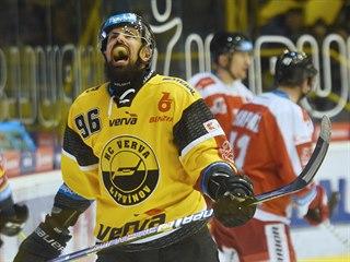 Litvínovský Richard Jarůšek lituje zahozené šance v utkání proti Olomouci.