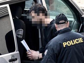 Příbramský soud poslal do vazby pětatřicetiletého řidiče z Prahy, kterého...