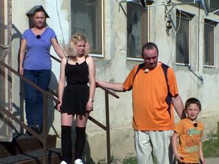 Lucie s Vlastou s dětmi žijí v Kačici.
