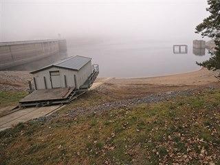 Pitná voda z přehrady Vír je pro Brno a okolí nenahraditelná. Do města putuje...