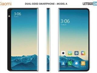 Xiaomi má patent na smartphone s displejem přetékajícím do zad.