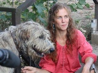 Vlkodav Kamil je jedenáctiměsíční štěně a ve smečce 17 psů má do budoucna...