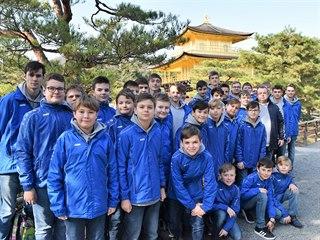 Hradecký sbor Boni pueri strávil konec roku 2019 na 10. turné po Japonsku.