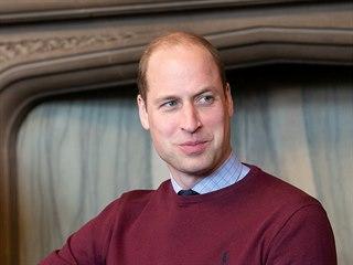 Princ William na návštěvě radnice v Bradfordu (15. ledna 2020)