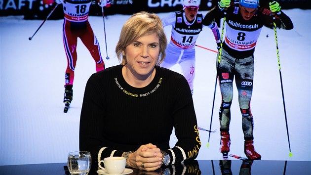 Nabídku dopingu jsem kdysi dostala a odmítla, řekla Neumannová v Rozstřelu